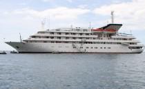 Silver Galapagos: Mit Silverseas neuem Schiff zu den Galapagos-Inseln