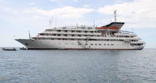 Silver Galapagos, das neue Expeditionsschiff für die Galapagos Inseln von Silversea / © Silversea Cruises