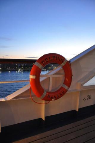MS Delphin Reisebericht Mittelmeer 2012: Anreise und Venedig