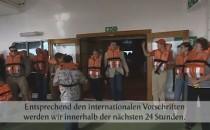 Sicherheit an Bord bei AIDA Cruises: Sicher reisen auf AIDA Schiffen (Video)