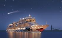 AIDAstella offiziell in Emden von Meyer Werft an AIDA Cruises übergeben