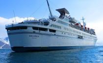 MS Delphin geht nach Indien: Vishal Cruises setzt die Delphin auf indischem Markt ein