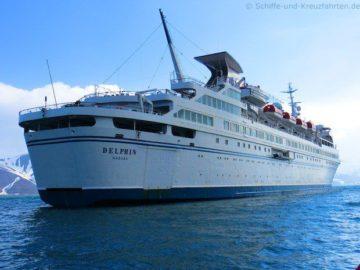 Desception Island - MS Delphin 88