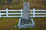 Grab von Shakleton in Grytviken