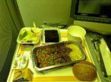 LH Abendessen, Reis mit Rindfleisch