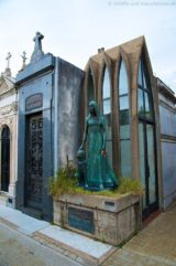 Mausoleum Friedhof in Buenos Aires 3