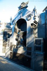 Mausoleum Friedhof in Buenos Aires 9