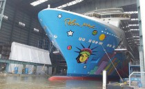 Ausdocken Norwegian Breakaway: Bilder & Videos –