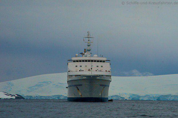 Palmer Archipel - MS Delphin