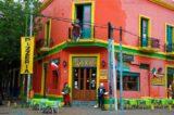 Pizzeria in La Boca - Buenos Aires