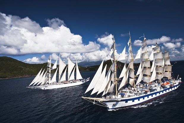 Star Clippers Segelkreuzfahrtschiffe / © Star Clippers