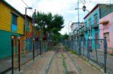 Strasse in La Boca - Buenos Aires