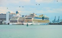 AIDA tauscht Routen 2014/15: AIDAsol Südostasien, AIDAaura Rotes Meer