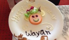 AIDA Crew: Happy Birthday Wayan