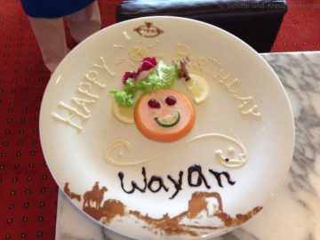 Happy Birthday Wayan - AIDA Crew