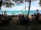 Koh Samui - Strand von Chaweng mit AIDAdiva 27