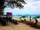 Koh Samui - Strand von Chaweng