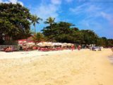 Koh Samui - Strand von Chaweng mit AIDAdiva 29