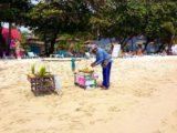 Koh Samui - Strand von Chaweng mit AIDAdiva 30