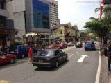 Verkehr in der City