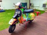 Motorroller in Sentosa 110