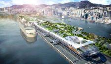 """""""Kai Tak Cruise Terminal"""" in Hong Kong"""