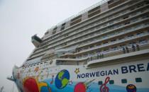 Norwegian Breakaway: Kapitän und Hoteldirektor