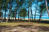 Parkanlage - Muara Beach