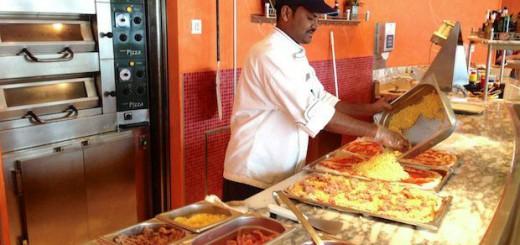 Pizzeria Mare - AIDA Cruises - auf AIDAdiva