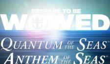 Royal Caribbean: Stahlschnitt und Namen von Project Sunshine – Quantum und Anthem of the Seas