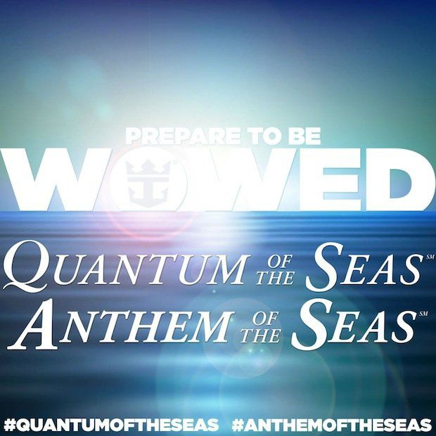 Quantum otS und Anthem otS / © Royal Caribbean International