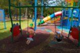 Spielplatz - Muara Beach