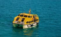 AIDAdiva kann nicht in Antalya anlegen: Passagierwechsel im Rettungsboot