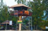 Wassersport am Strand von Penang mit AIDAdiva 38
