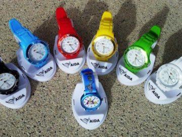 AIDA Uhren / © AIDA Cruises