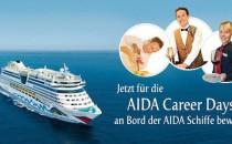 Arbeiten auf AIDA  – Career Days 2014