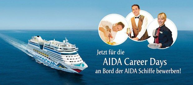 AIDA Career Days 2014 / © AIDA Cruises