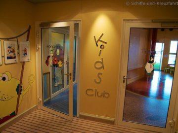 Kidsclub AIDA Cruises