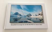 Kreuzfahrt-Fotobuch selbst gemacht: Antarktis-Bildband