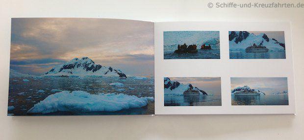 Antarktis-Fotobuch - Paradise Bay