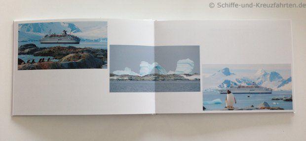 Antarktis-Fotobuch - MS Delphin