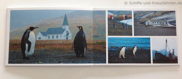 Antarktis-Fotobuch - Grytviken / Deception Island