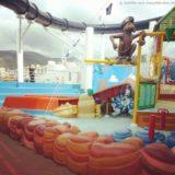 Aquapark fuer Kinder 1 - MSC Prezioasa
