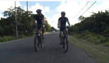 Mein Schiff Bike-Ausflug in der Karibik