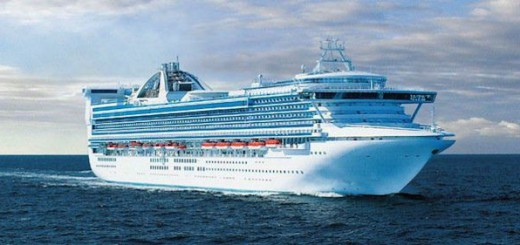 Golden Princess / © Princess Cruises