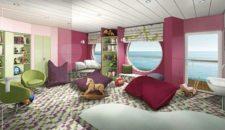 Mein Schiff 3 Kinderbereiche: Nest, Insel der Seeräuber und Sturmfrei