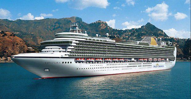 P&O Ventura / © P&O Cruises
