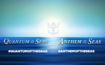 Quantum of the Seas und Anthem of the Seas: Technische Daten