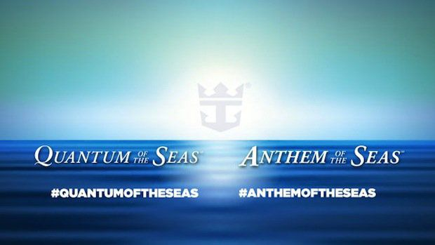 Quantum und Anthem of the Seas / © Royal Caribbean International