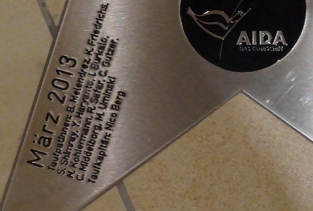 Walk of Fame - Stella Stern - Details / © Klaus Rühlemann